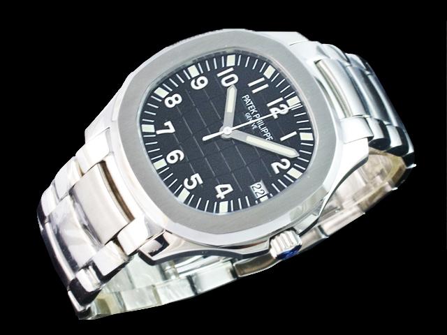 orologio uomo patek philippe nero cronotermo